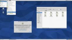 !!! Linux-Desktop Mate kann modernene Unterbau nutzen