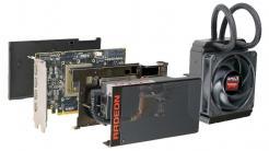 AMD Radeon R9 Fury X mit Wasserkühlung