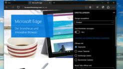 Microsoft Edge mit HTML5-Video statt Silverlight