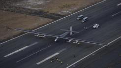 Solar Impulse 2 auf Hawaii