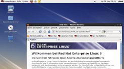 !!! Red Hat Enterprise Linux RHEL 6.7