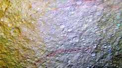 Saturnmond Tethys