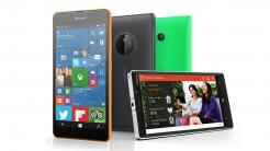 Microsoft Lumia mit Windows 10