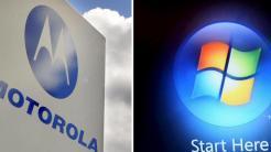 Microsoft und Motorola