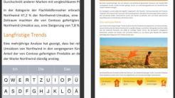 Office auf iOS
