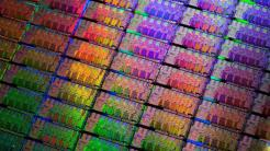 Intel SandyBridge Wafer