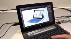 Microsoft: E-Ink-Bildschirm