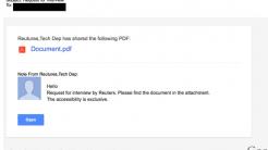 Phisher greifen iranische Aktivisten an, umgehen Googles Multifaktor-Anmeldung