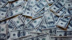 100 US-Dollar-Scheine