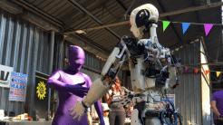 Menschen und Maschinen auf der Mini Maker Faire in Eindhoven
