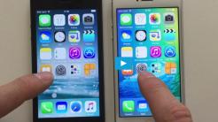 iOS 9 gegen iOS 8 auf altem iPhone