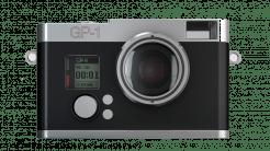 Kamera-Look für GoPro Action Cams