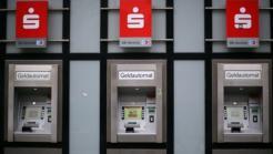Sparkassen-Geldautomaten