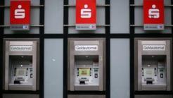 Sparkassenautomaten