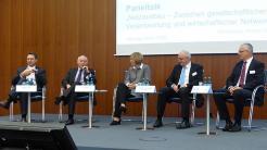 Stefan Koetz, Ulrich Adams, Hermann Rodler, Walther Haas