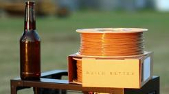 Bier-Filament für 3D-Drucker
