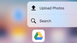 3D Touch für Google Drive und Microsoft OneDrive