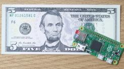 Der neue Raspberry Pi ist winzig und kostet nur 5 Dollar