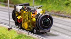 Auf Augenhöhe: Mit Google Street View durchs Miniatur Wunderland