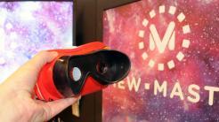 Von 1939 bis Virtual Reality: Mattels neuer View-Master im Kurztest