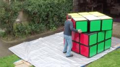 Weltrekord Rubik's Cube