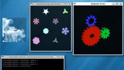 Linux: Wayland 1.10 verbessert Sicherheit und Drag&Drop