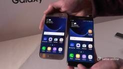 Samsung Galaxy S7 und Galaxy S7 Edge im Hands-on