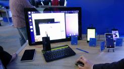 MWC 2016: Android-Smartphone mit Linux-Desktop von Intel