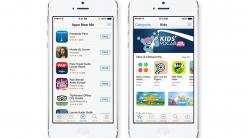Neuer Marketing-Ansatz: App Store wirkt frischer