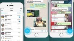 WhatsApp macht das iPhone voll