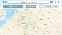 TV Karten bringt Apple Maps auf den Fernseher