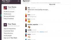 Messaging-Dienst Slack erhält 200 Millionen US-Dollar
