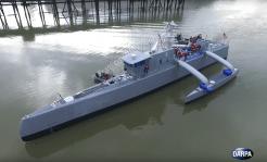 Sea Hunter: US-Marine nimmt autonomes Drohnenschiff in Betrieb