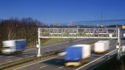 Lkw-Maut Toll Collect