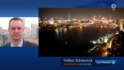 ARD-Korrespondent Volker Schwenck wurde in der Türkei festgehalten
