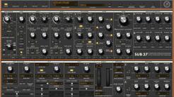 Synthesizer-Editor für Moog Sub-37