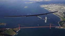 Solar Impulse 2: Solarflieger landet sicher in Kalifornien