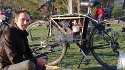 Himmelfahrt Bar-Fahrrad
