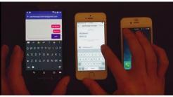 Tool bringt iMessage auf Android-Geräte