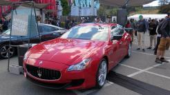 Roter Sportwagen