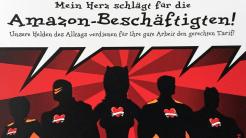 Erneut Warnstreik bei Amazon in Leipzig