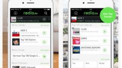 Radio.de-App schickt Musik an Chromecast