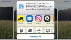Instagram-Erweiterung