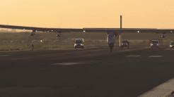 Solar Impulse 2: Solarflugzeug landet nach Atlantiküberquerung in Spanien