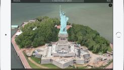 Apple Maps mit mehr Flyover-Inhalten