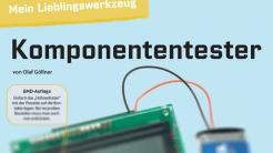 Lieblingswerkzeug Elektronik Komoponententester