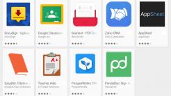 Google öffnet Docs und Sheets unter Android für Erweiterungen