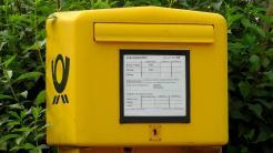 Deutsche Post: Briefkästen sind im Kommen