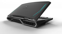 Acer Predator 21X: 21-Zoll-Notebook mit krummem Display und mechanischen Tasten