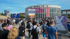 Die IFA setzt erneut Rekordmarken, verliert aber 5000 Besucher